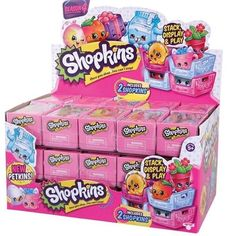 Shopkins Season 4 Blind Baskets