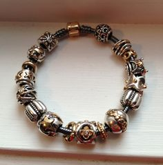 38 Best Pandora Two Tone Bracelets Images