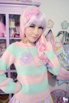 ♡ Fairy Kei, Pop Kei, Magical Girl, Pastel Fashion ♥