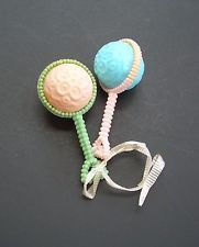 Vintage Plastic Baby Rattles for Tiny Tears Betsy Wetsy Baby Dolls | eBay