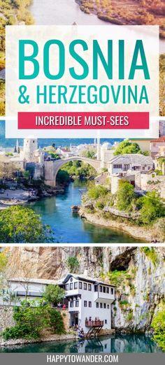 21 Incredible Photos of Bosnia & Herzegovina That Will Ignite Your Wanderlust