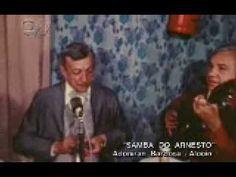 "Adoniran Barbosa - Rita Lee - Demônios da Garoa - ""Samba do Arnesto"""