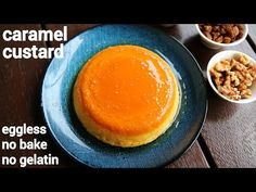 caramel custard recipe, caramel pudding recipe, caramel custard pudding with step by step photo/video. popular, creamy dessert recipe with custard powder. Caramel Custard Recipe, Caramel Pudding, Caramel Recipes, Custard Pudding, Custard Powder Recipes, Custard Recipes, Pudding Recipes, Custard Desserts, Indian Dessert Recipes