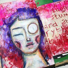 Art Courses, Day Book, Mixed Media Artists, Book Of Life, Cant Wait, Art Journaling, Insta Art, More Fun, Iris