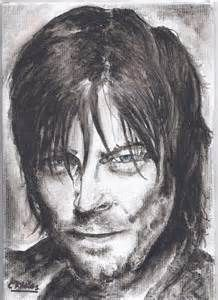 Daryl Dixon Watercolor - AT&T Yahoo Image Search Results