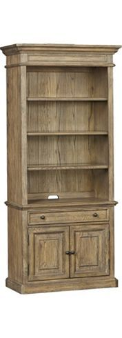 Home Offices, Avondale Door Bookcase, Home Offices | Havertys Furniture