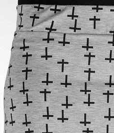 'Living Doll Cross Skirt' #buckle #fashion www.buckle.com