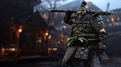 Samurai Shugoki For Honor Wallpaper