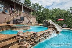 Build your dream pool with Morehead Pools' pool design & construction services. Call us at 318-865-1427 to set an appointment. Check our pool gallery today!