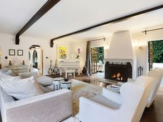 Divine Spanish-style in Toluca Lake once belonged to silent film star - Curbed LA