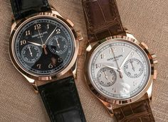 """Starting Point: Best Dressy Chronograph Watches - by Richard Cantley - Who says they can't be dressed up a bit? More at: aBlogtoWatch.com - """"Here at aBlogtoWatch, we have covered our fair share of chronograph watches, and oftentimes they can be bunched into the 'sportier' side of life. This isn't to say that there aren't chronographs out there that can be seen as dressy; in fact, with so many brands evolving their lines to include new materials and classier touches..."""""""