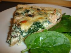 Baby Food Recipes, Food Baby, Spanakopita, Quiche, Baking, Breakfast, Ethnic Recipes, Recipes For Baby Food, Morning Coffee