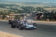 1969 GP RPA (Kyalami) Matra MS10 - Ford (Jackie Stewart)