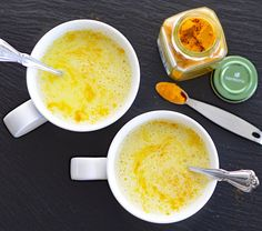 Vegan Golden Milk (Hot or Iced) - Living Vegan
