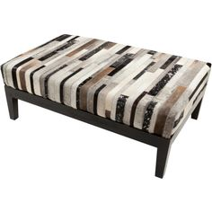 TFL-4001 - Surya | Rugs, Lighting, Pillows, Wall Decor, Accent Furniture, Decorative Accents, Throws, Bedding Bench Furniture, White Furniture, Accent Furniture, Basement Furniture, Furniture Design, Black Ottoman, Living Room Bench, Upholstered Ottoman, Bench With Storage