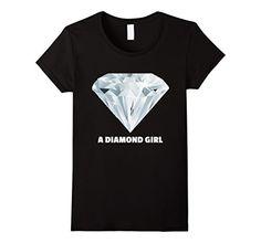 Women's DIAMOND T-SHIRT GIRL DIAMOND SHIRT Small Black DI... https://www.amazon.com/dp/B01HDQMG5U/ref=cm_sw_r_pi_dp_x_L1igybMXRJWCP