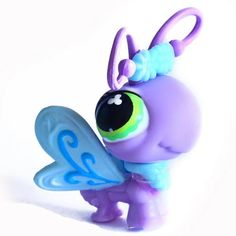 Littlest Pet Shop #478 3pk garden get together Pet only. Does not include Neck or Antenna accessory.