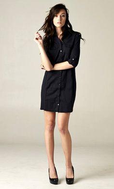 Sherise Shirt in Black