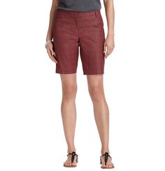 Marisa Mini Jewel Print Stretch Cotton Walking Shorts with Inseam Modest Shorts, Walking, Jean Shorts, Nike Shorts, Short Outfits, Feminine Style, Stretches, Bermuda Shorts, Stylish