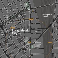 NYC wayfinding long