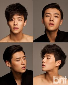 Kang Ha Neul - Bnt International February 2014 Kang Haneul, Handsome Korean Actors, Kim So Eun, The Age Of Innocence, Cute Asian Guys, Netflix, Woo Young, Boy Models, Men Photography