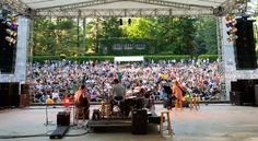 Pines Theater at Look Park | Northampton - Look Park is a great place for families to visit in Northampton, and also a great venue for music