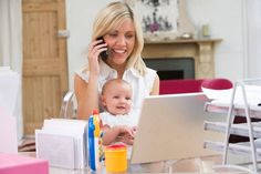 Mompreneurs: Building a Business From Home
