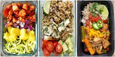 Prepare your meals for the week with these healthy and easy meal prep recipes. These recipes are perfect for busy people because you can cook them on Sunday and have ready-to-eat meals for the rest of the week! These meal prep ideas can be for lunch or dinner. These recipes will also help you save …