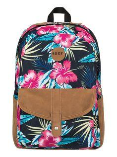 Backpacks & School Bags for Women Roxy Backpacks, Cute Backpacks For School, Backpacks For Kids, College Backpacks, Leather Backpacks, Leather Bags, Cute Backpacks For Women, Girly Backpacks, Stylish Backpacks