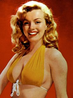 In love with Marilyn
