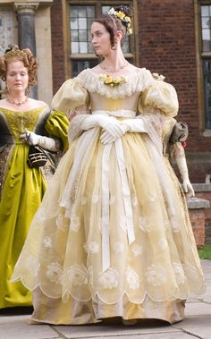 Costume from The Young Victoria