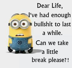 Today Top Funny Minions PM Wednesday February - 22 funny puns brought to life with cute illustrations