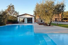 Renovated country house in Lucca large pool - Home Decorating Trends - Homedit
