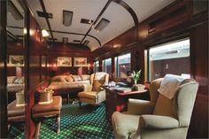 Rovos Rail: el viaje en tren más caro y lujoso del mundo