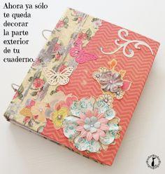Tutorial Cinderella Tapas tipo libro 26