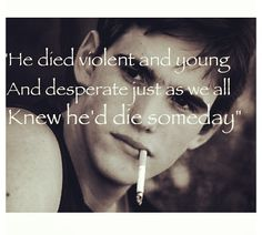 THE OUTSIDER Quotes | post my own edits and quotes of The Outsiders.
