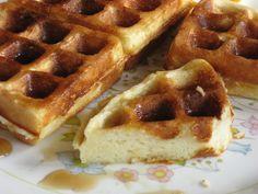 100 Days of Gluten Free Recipes: Gluten Free Belgian Waffles Recipe