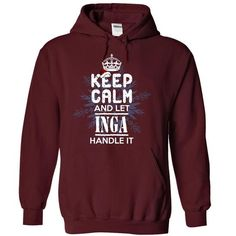 nice Best selling t shirts Best Inga Ever