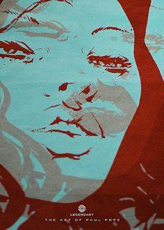 Paul Pope + Jim Pascoe: PULPHOPE cover