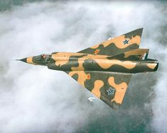 Tanks And Wanks — enrique262:   South African air force, Mirage...