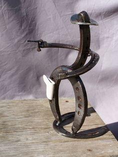 Cool Hand Luke  horseshoe cowboy  $24.00