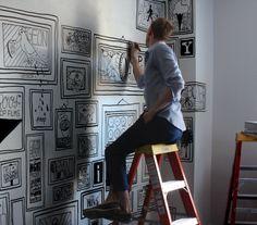 DIY Wall Art Idea