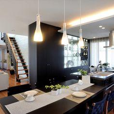 アイランドキッチン 完成事例一覧|注文住宅のハウスネットギャラリー