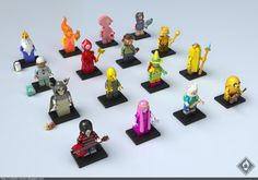 Lego Adventure Time Minifigures Set 1