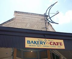 Bear Moon Bakery & Cafe, Boerne, TX, the best!