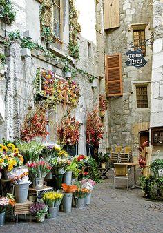 Le vieux Necy ~ France