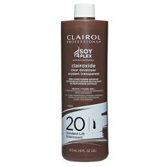 Clairol Soy 4 Plex Clairoxide Clear Developer 20 Volume 16 oz  $2.69   Visit www.BarberSalon.com One stop shopping for Professional Barber Supplies, Salon Supplies, Hair & Wigs, Professional Product. GUARANTEE LOW PRICES!!! #barbersupply #barbersupplies #salonsupply #salonsupplies #beautysupply #beautysupplies #barber #salon #hair #wig #deals #sales #clairol #soy4plex #clairoxide #clear #developer #20volume