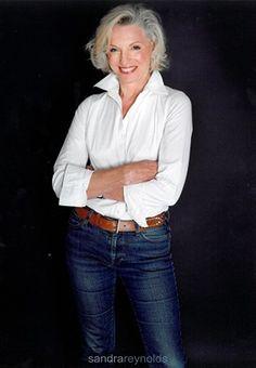 Sandra Reynolds - Commercial Model & Casting Agency - susie bennett