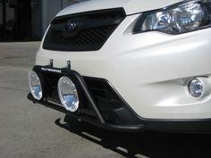 Rally Innovations light bar 4 Subaru Crosstrek. Want this!