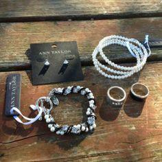 Black & White Jewels Bundle  - $46